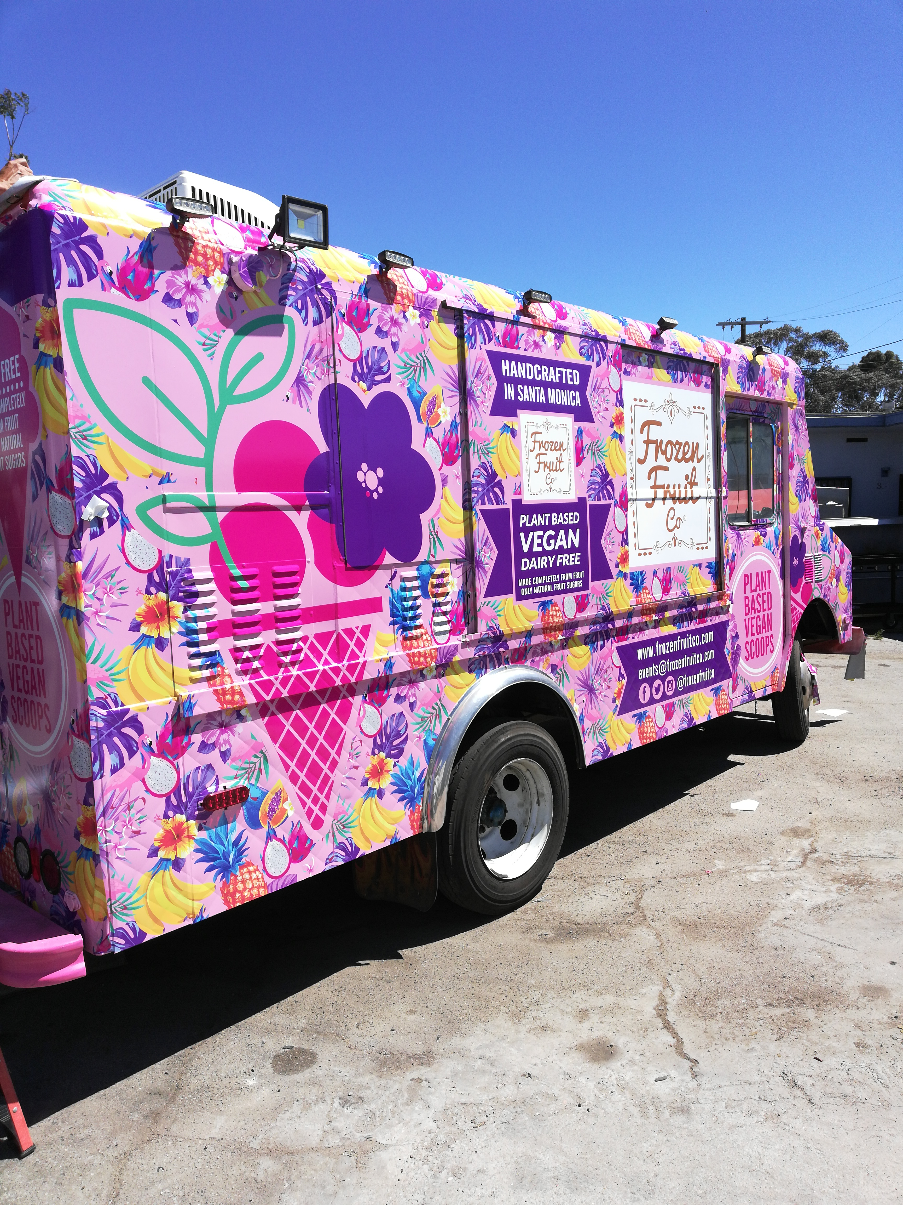 Our Scoop Truck